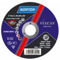 Круг отрезной Norton VULCAN NV41 A60S 125x1,0x22,2
