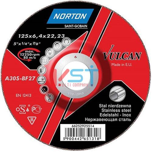 Круг отрезной NORTON VULCAN NV41