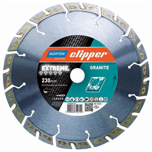 Алмазный диск NORTON Clipper Extreme Granite для гранита