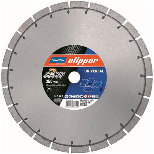 Алмазный диск NORTON Clipper Extreme Universal Silencio
