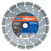 Алмазный диск NORTON Clipper PRO Universal Laser