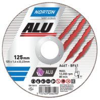 Круг отрезной NORTON Alu