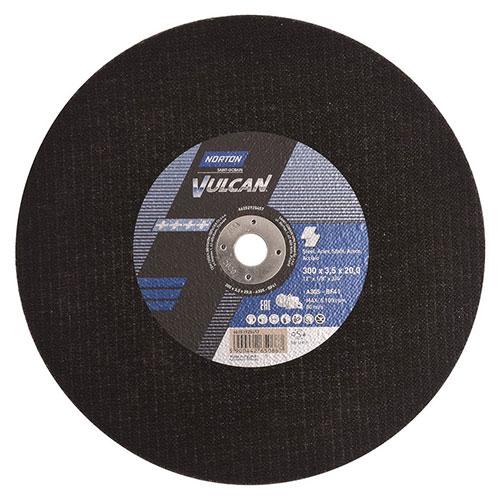 Круг отрезной NORTON Vulcan для бензорезов