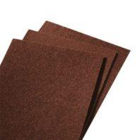 Листы шлифовальные (абразивная бумага)