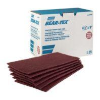 Войлок шлифовальный NORTON Beartex Thin Flex финишный в листах