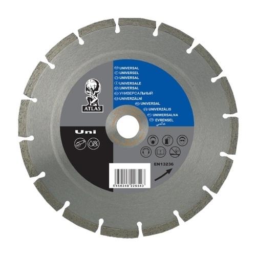 Алмазный диск NORTON Atlas Uni 180х22.23
