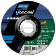Круг зачистной по камню NORTON VULCAN C30R