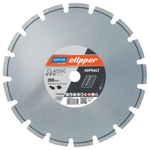 Алмазный диск NORTON Clipper Classic Asphalt