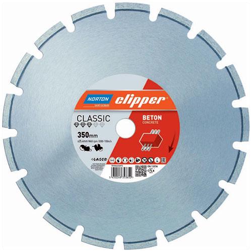 Алмазный диск NORTON Clipper Classic Beton