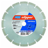 Алмазный диск NORTON Clipper Classic Universal