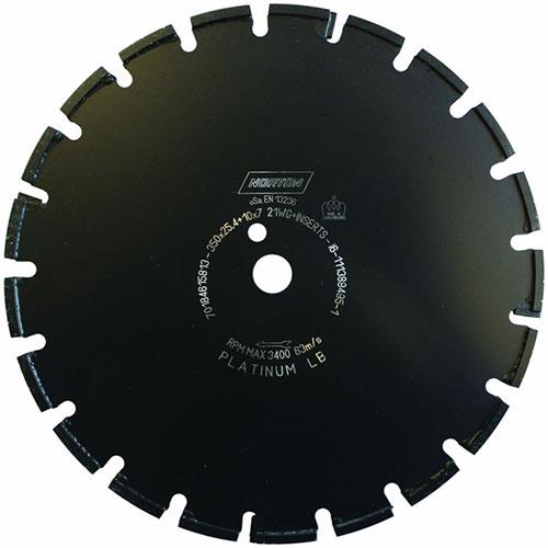 Алмазный диск NORTON Clipper Extreme Asphalt LB
