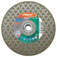 Алмазный диск NORTON Clipper PRO Marmo Surf для резки и шлифовки мрамора