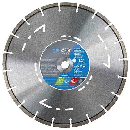 Алмазный диск NORTON PRO 4x4 Explorer