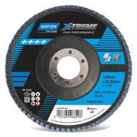 Лепестковый диск NORTON Xtreme R828