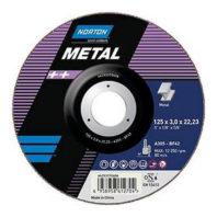Круг отрезной NORTON Metal