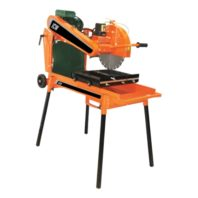 Камнерезный стол NORTON Clipper CGW Junior / JCW 600.30.1
