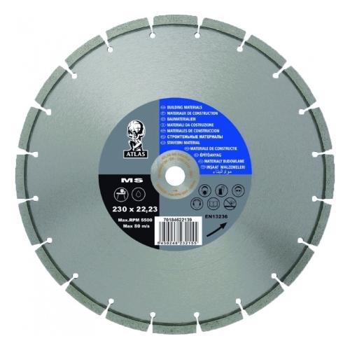 Алмазный диск NORTON Atlas MS 350х25.4