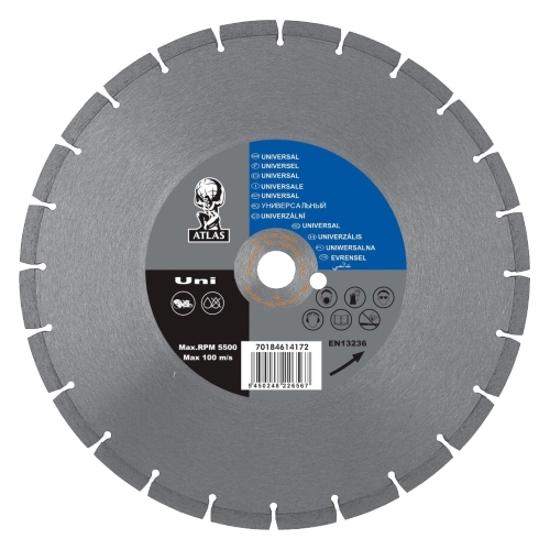 Алмазный диск NORTON Atlas Uni 150х22.23